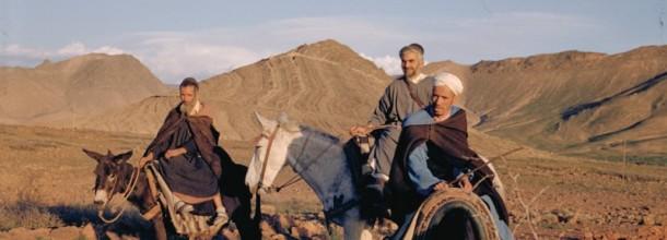 Exposition: «Juifs parmi les Berbères», photographies d'Elias Harrus