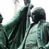La statue de Lafayette par Bartlett