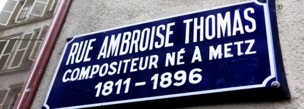 Ambroise Thomas fêté par sa ville natale