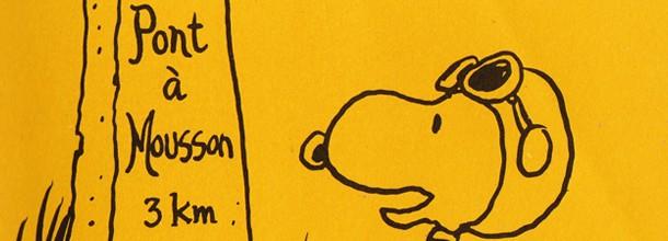 Snoopy en Lorraine ?