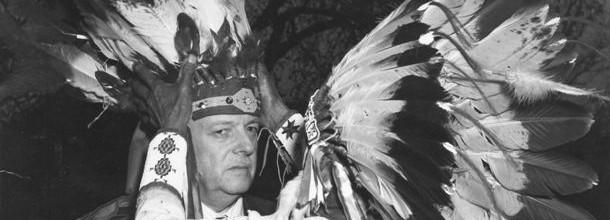 Gabriel Hocquard chez les indiens