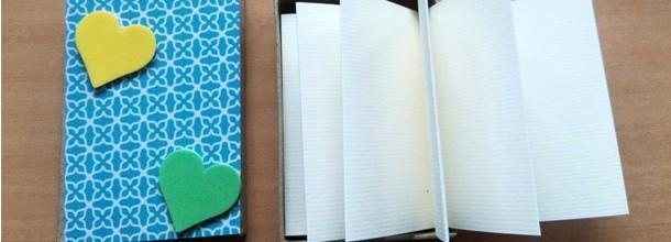 La p'tite fabrique : le livre accordéon