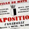 Metz, 1861 : une exposition universelle impériale