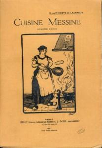 Auricoste cuisine messine