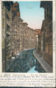CP Rue Tanneurs - Coll. BM Metz
