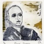 Franck Fresson par Rosette Choné - Coll. BM Metz