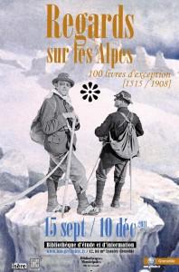Regards sur les Alpes - exposition