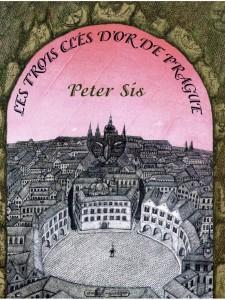couverture trois clés d'or de Prague