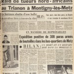 Republicain Lorrain_24-07-1961 – Coll. BM Metz