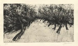 Le verger, de Jean-François Chevalier - Coll. BM Metz