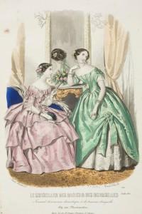 La mode en 1853