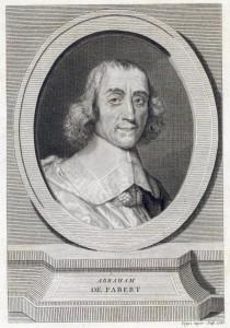 Abraham FABERT - Coll. BM Metz