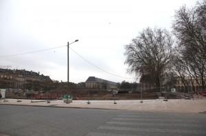 Place de la République (2010) - Coll. BM Metz