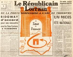 1951 Republicain Lorrain
