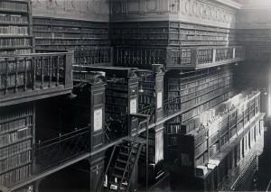 Ancienne bibliothèque de Metz - Coll. BM Metz