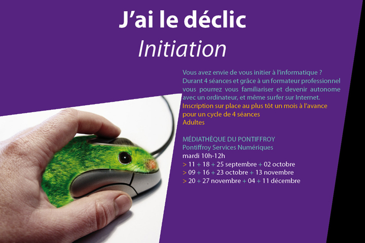 J'ai le declic - initiation