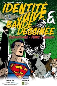 identité juive & bande dessinée