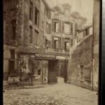 Cour de Rouen - passage du Commerce (6e ar) - Atget