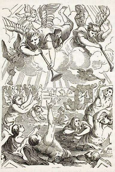 Dictionnaire infernal. Répertoire universel des êtres, des personnages, des faits et des choses qui tiennent aux esprits, aux démons, aux sorciers…/ Jacques-Albin-Simon Collin de Plancy, Plon, 1863. Coll. BM METZ