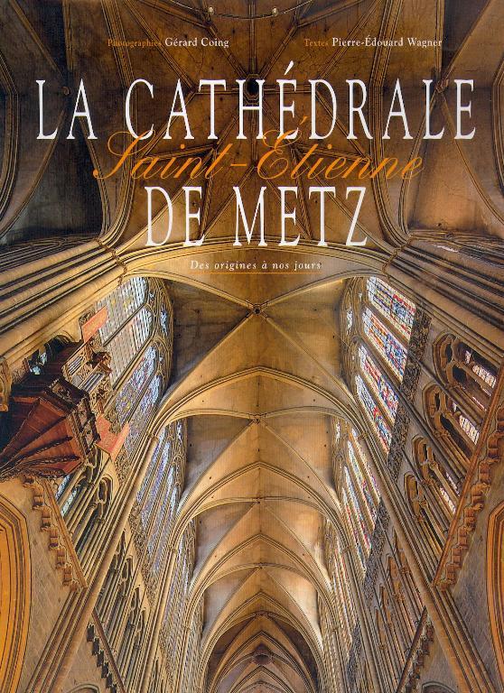 Ouvrage de Pierre-Edouard Wagner sur la cathédrale Saint-Etienne