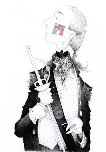 Portrait-de-Lafayette-par-Jean-Chauvelot---Commande-graphique-des-BM-Metz