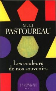 les couleurs de nos souvenirs michel pastoureau