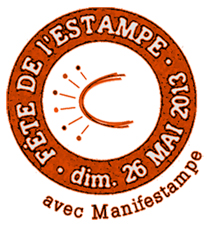 Fête de l'estampe - logo