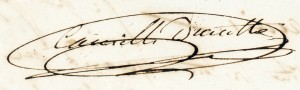 Durutte-signature