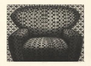 Chair n°3, par Hiroko Okamoto. Coll. BM Metz