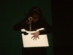 Marina Abramovic - Rhythm 10 - 1973-1993