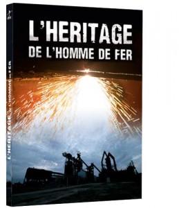 L'héritage de l'homme de fer - Bubel Stéphane - Jaquette DVD