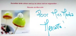 Pour Miss Media Mercotte ! - BM.Metz