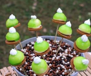 Sucettes tarte citron vert - Crédit photo www.mercotte.fr