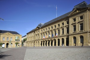 Hotel de Ville - Ville de Metz