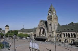 Gare de Metz - Ville de Metz