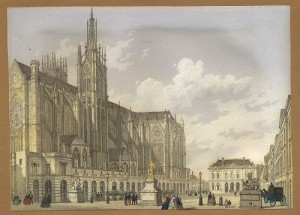 Cathédrale de Metz - coll. BMM