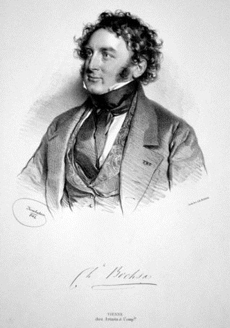 Portrait de Robert-Nicolas-Charles Bochsa