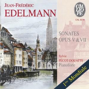 Sonates Opus V & VII - Discographie Eldelmann