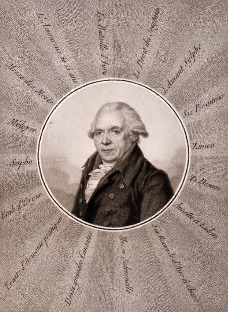 Johann Paul Agidius Schwarzendorf ou Martini il Tedesco - Source BNF