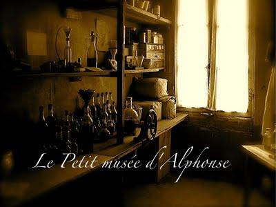 Le Petit musée d'Alphonse - Source : http://alphonse-allais.blogspot.fr/