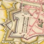 """Plan rapproché du bâtiment """"la Missionnaire"""" - Coll.BM Metz"""