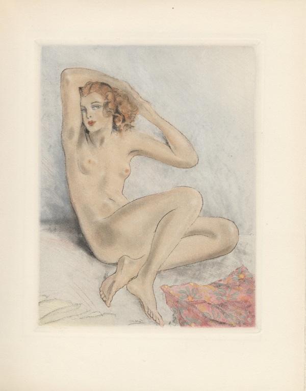Edouard Chimot, Parallèlement, 1931