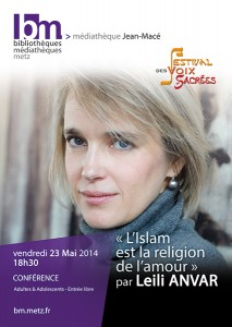 L'Islam est la religion de l'amour - BMM de Metz