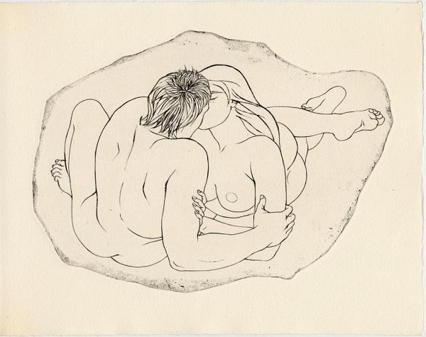 Pierre-Yves Trémois, Femmes & Hombres, 1969