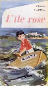 Couverture L'île rose - Charles Vildrac