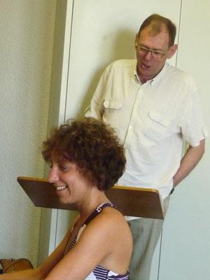 Le duo BAJOU-AUBERT
