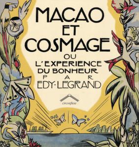 Couverture MACAO ET COSMAGE