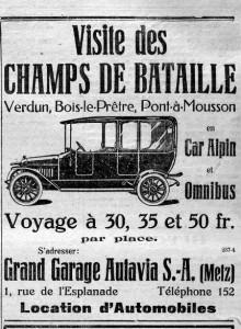 Le Lorrain (07/08/1919). Coll.BMM