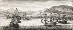 Voyage au Levant, de Corneille LE BRUYN; fonds ancien des BMM, FPA MM 167