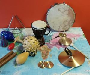 Visuel percussions